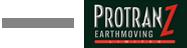 Protranz logo footer